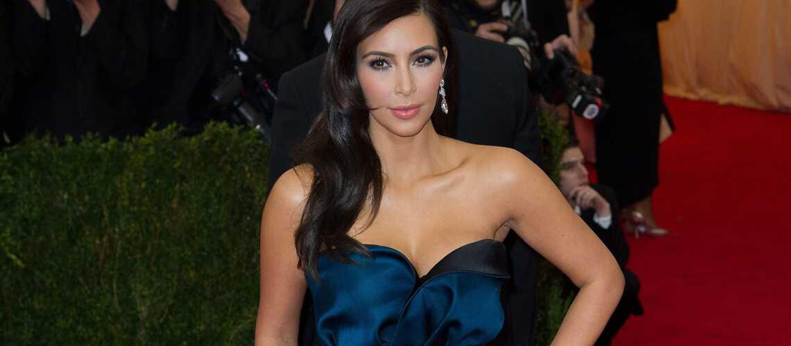 Kim Kardashian: une vraie duchesse pour le jour J