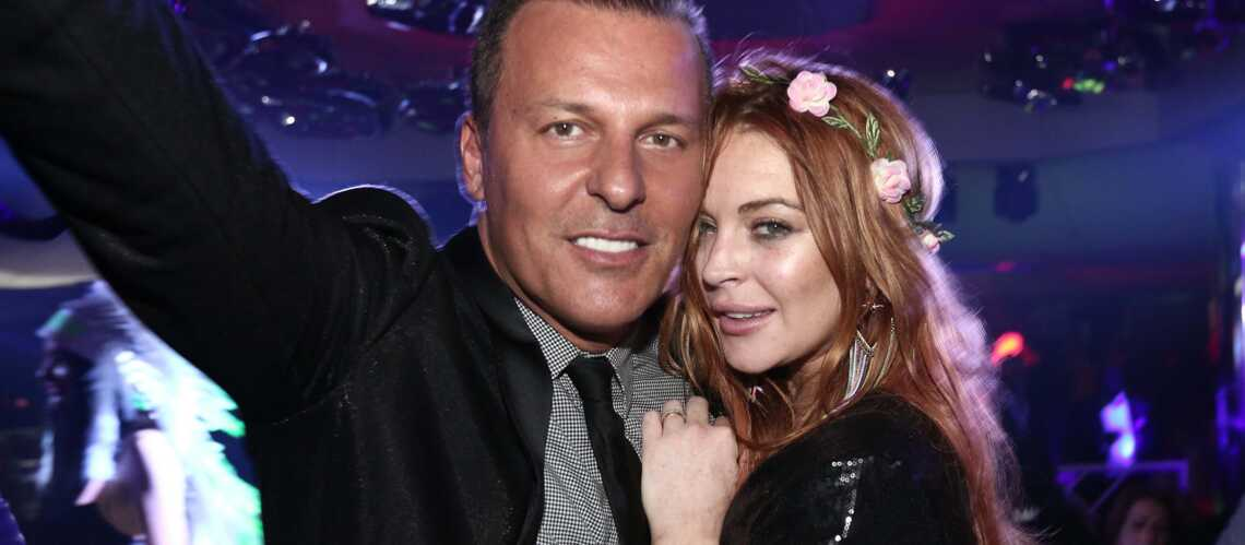 Cannes by Night: Lindsay Lohan enflamme le VIP Room