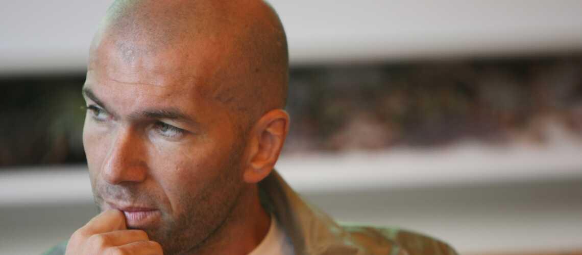 Zinedine Zidane n'entraînera pas Bordeaux