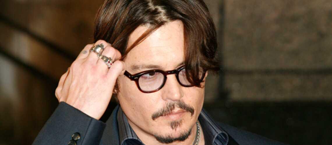 Johnny Depp est-il fâché avec la France?