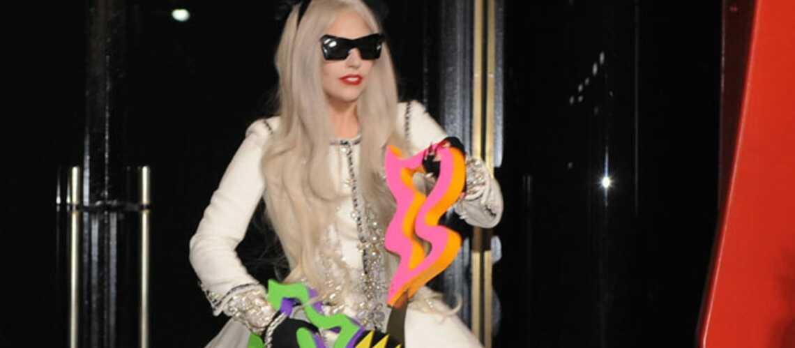 Lady Gaga s'offre un magasin pour Noël
