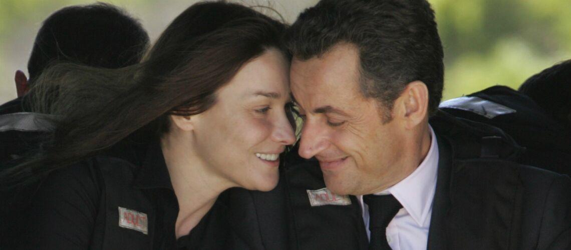 Carla Bruni-Sarkozy se sent «libérée et très fière du parcours de son homme»