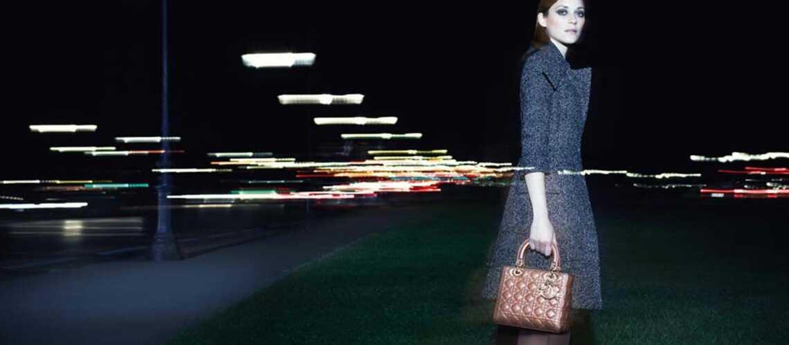 Marion Cotillard, mystérieuse pour Lady Dior