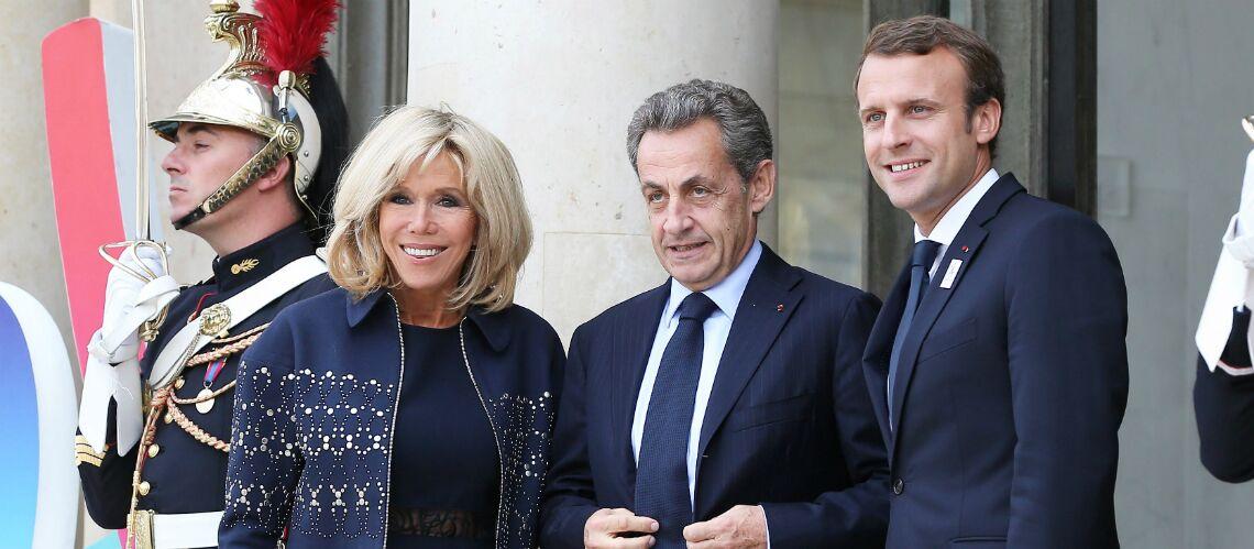 Quand Brigitte Macron joue les intermédiaires entre Nicolas Sarkozy et son mari
