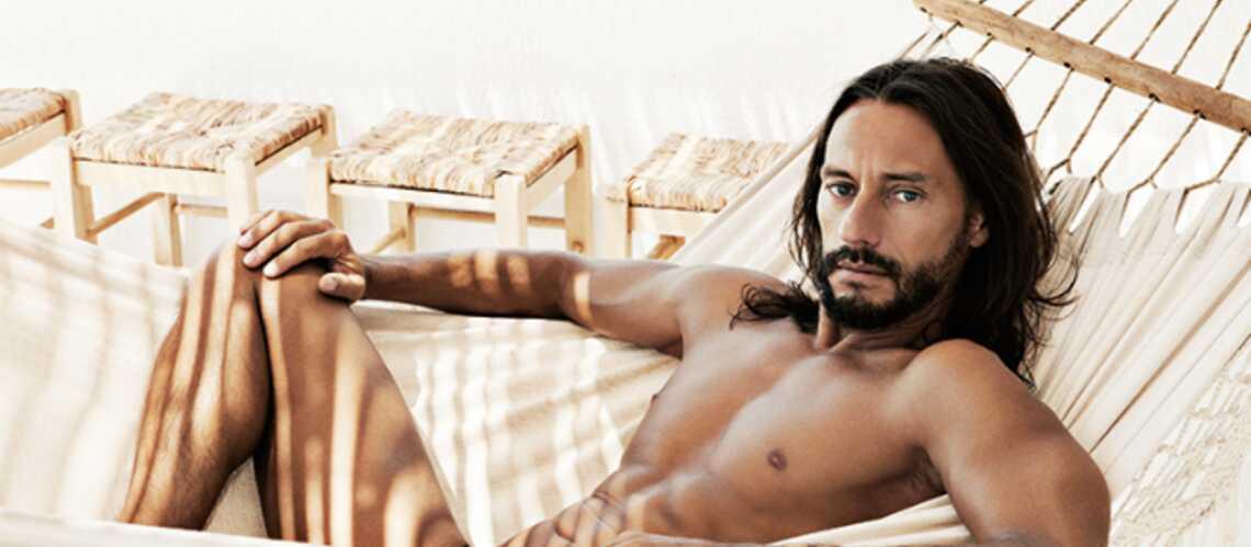 Bob Sinclar se met à nu dans Vanity Fair Italie