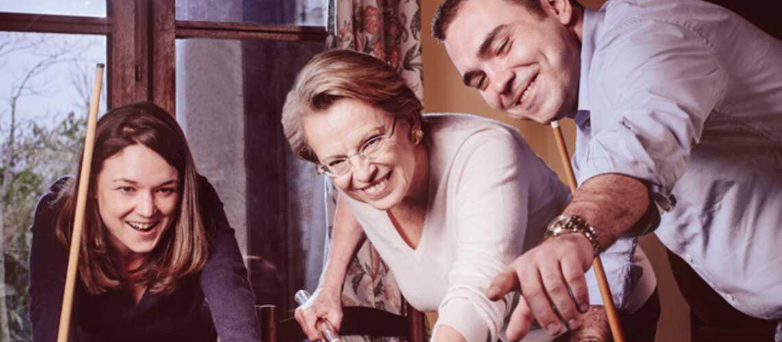 Michèle Alliot-Marie et Patrick Ollier: «Le secret a mis du piquant dans nos vies»