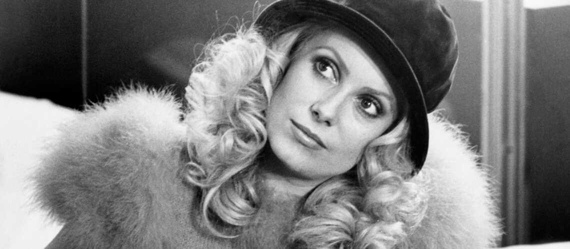 Fashion flash-back – Catherine Deneuve, dressing cocooning