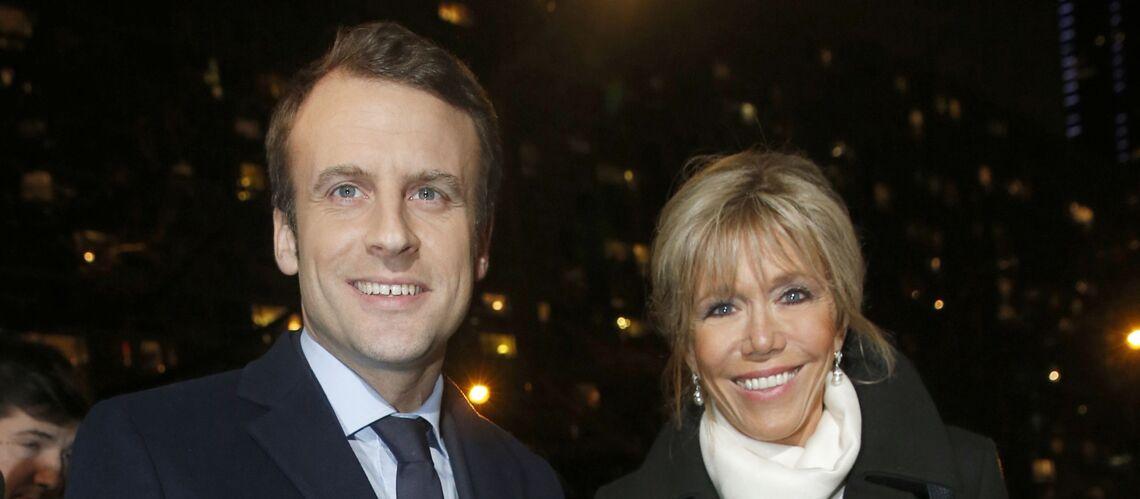 Surprise! Emmanuel et Brigitte Macron ont tenu leur promesse pour Johnny Hallyday