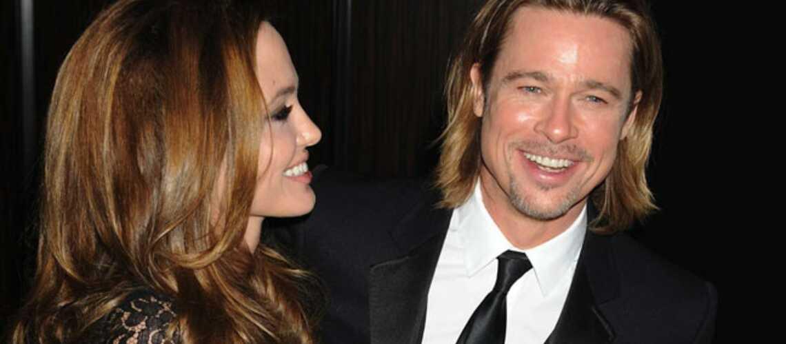 Brad Pitt: «je n'ai jamais été aussi heureux»