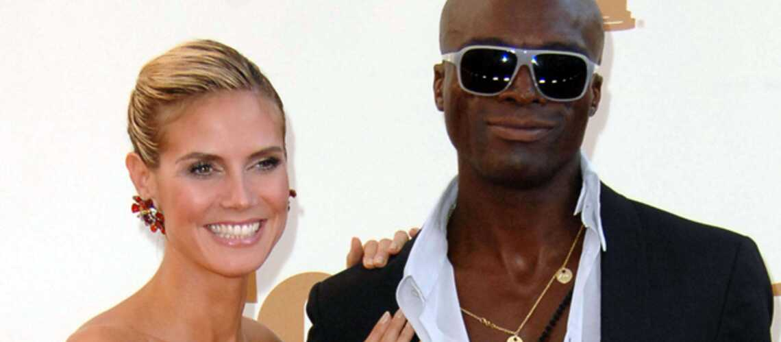 Heidi Klum et Seal se séparent, c'est officiel