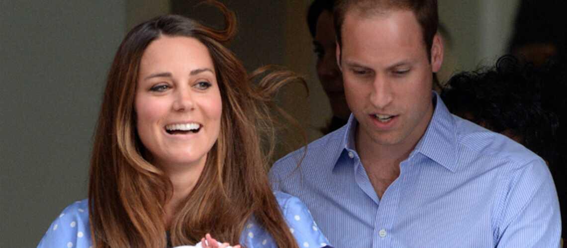 Photos- Revivez la sortie de la maternité de Kate et William