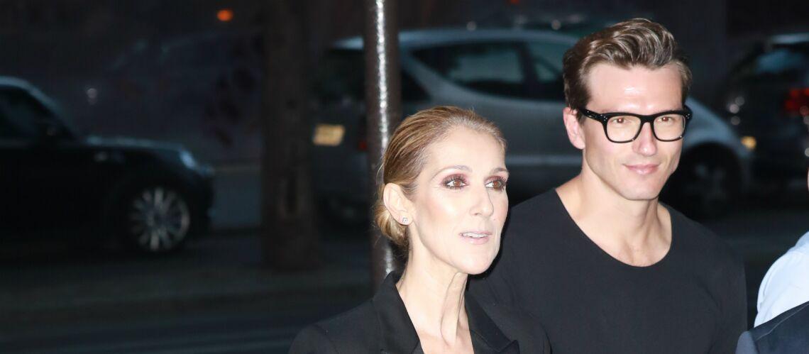 Celine Dion et Pepe Munoz: les Canadiens en émoi