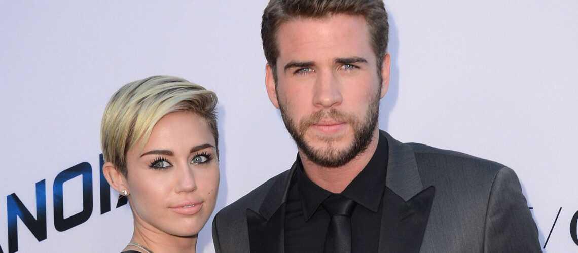 Liam Hemsworth écarte Miley Cyrus de sa vie professionnelle