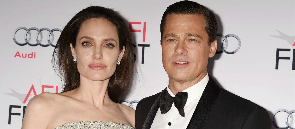 Angelina Jolie pas prête à voir Brad Pitt avec une autre femme