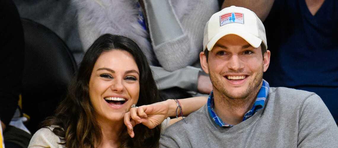 Ashton Kutcher et Mila Kunis à nouveau parents
