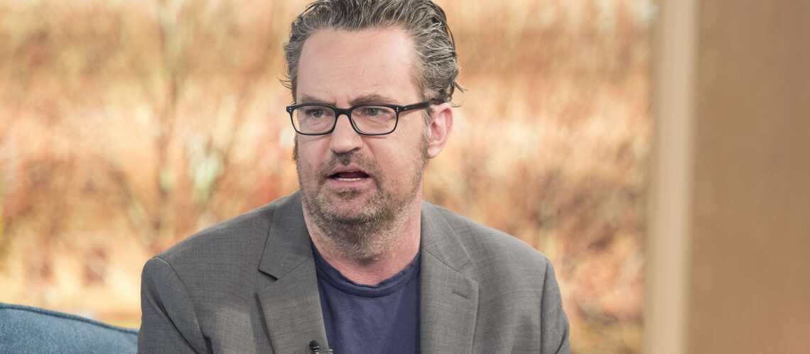 Matthew Perry: bouffi, fatigué, mal rasé