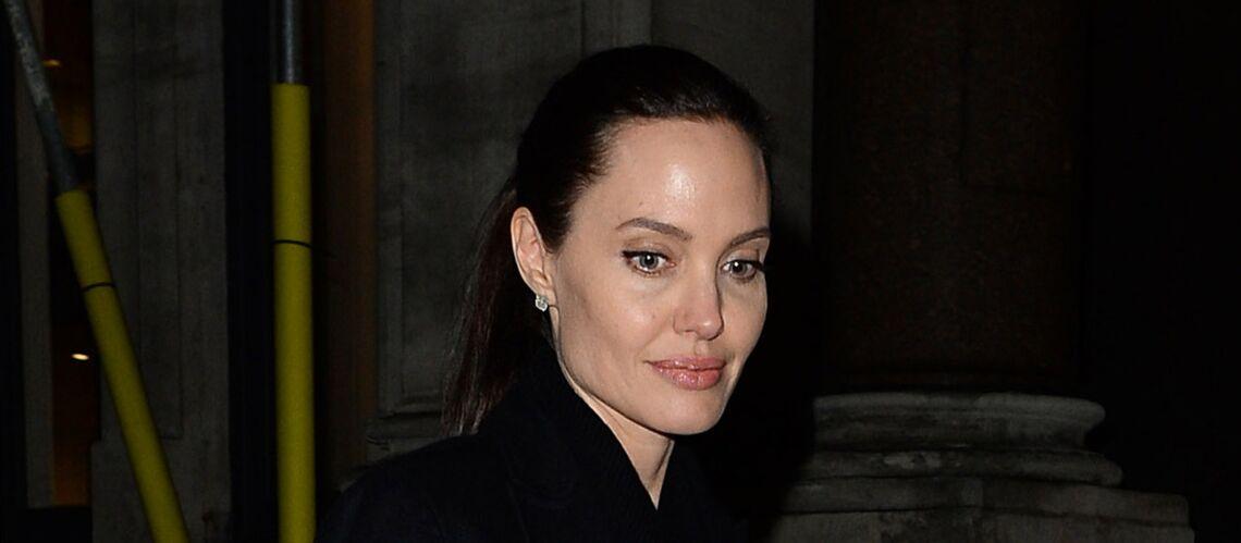 Brigitte Macron et Angelina Jolie, les photos de leur