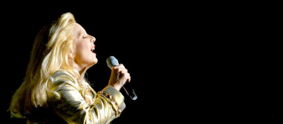 Sylvie Vartan s'offre la salle Pleyel