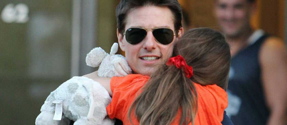 Tom Cruise retrouve Suri