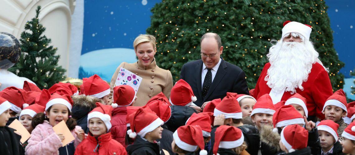 HORS SERIE GALA ROYAUTES – Noël à Monaco chez Charlène et Albert II