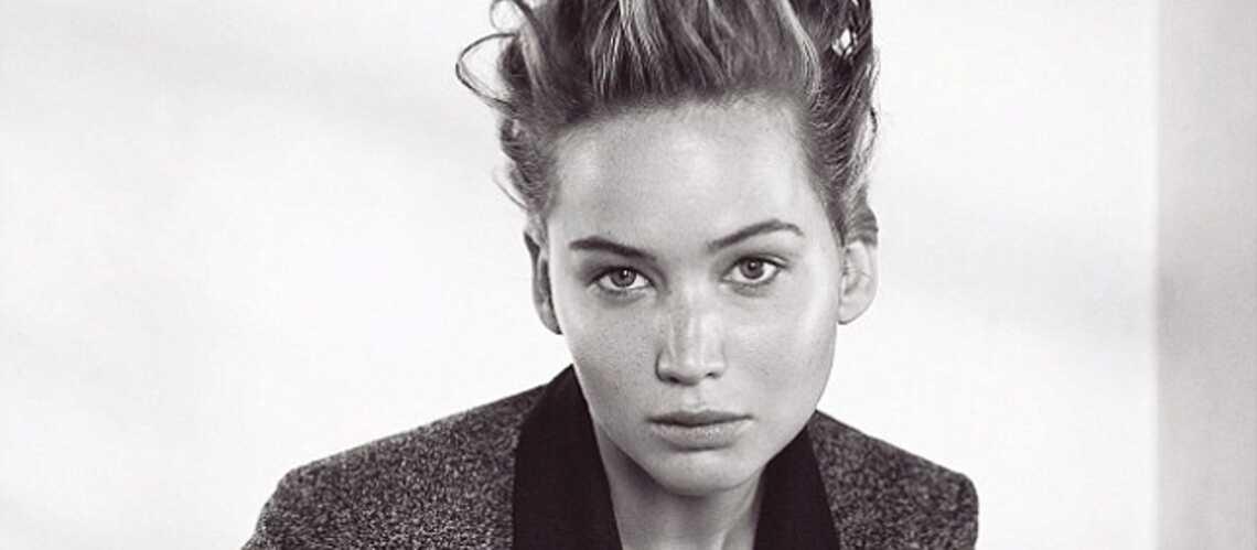 Jennifer Lawrence, belle au naturel