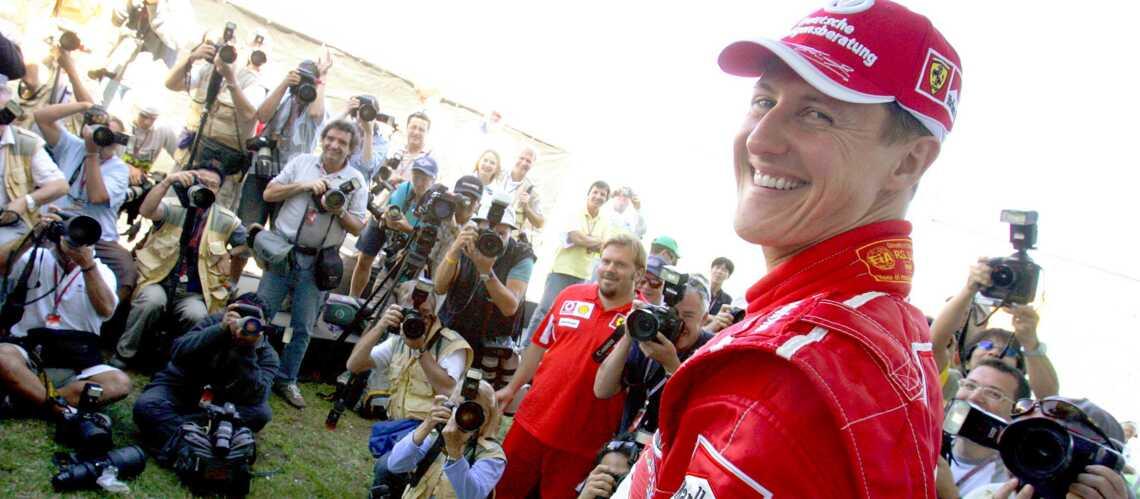 Michael Schumacher n'est plus dans le coma