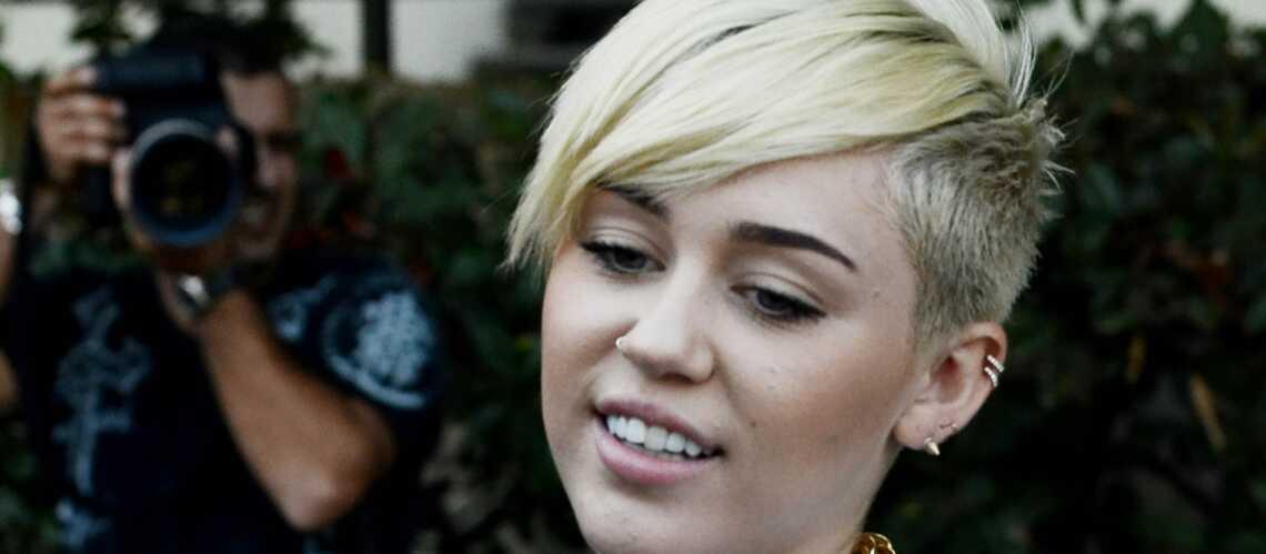 Miley Cyrus voulait faire son show sur MTV seins nus