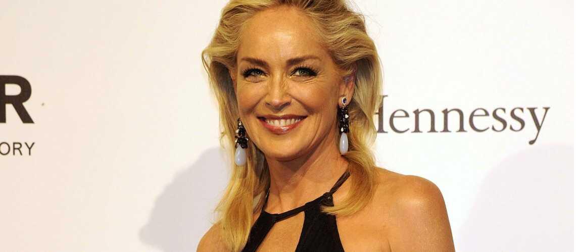 Sharon Stone rassure ses fans