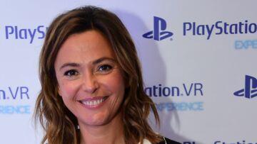 PHOTOS-Sandrine Quétier en prend plein la vue grâce au «PlayStation VR»