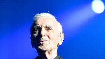 Charles Aznavour repart en tournée, sept ans après la dernière