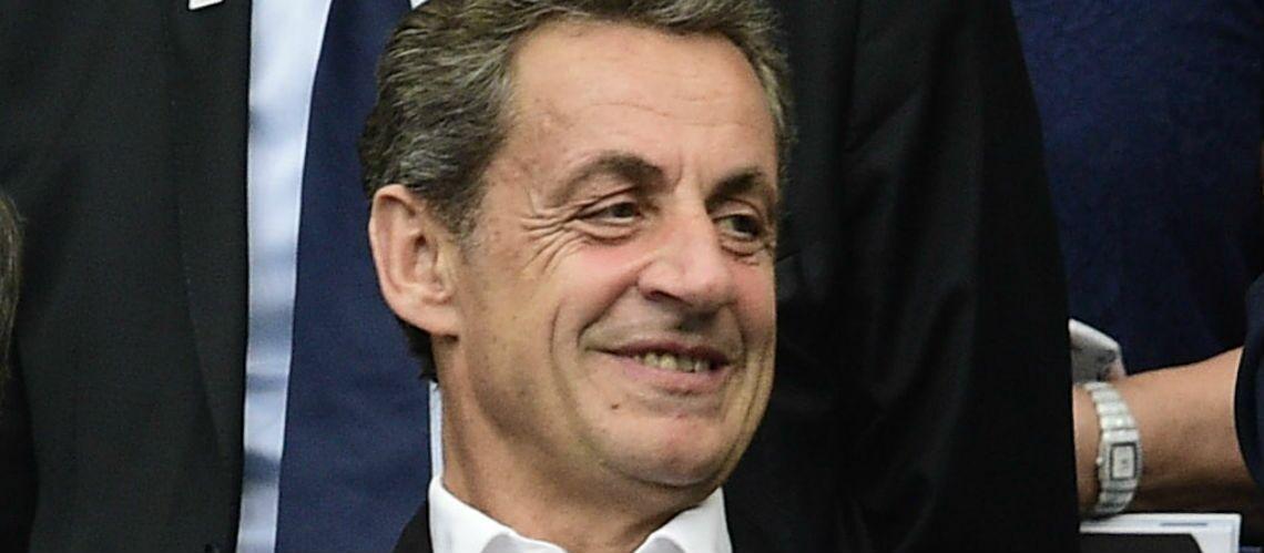 Nicolas Sarkozy accompagne sa fille Giulia à l'école: «Il y a beaucoup de parents dont je pourrais être le père…»