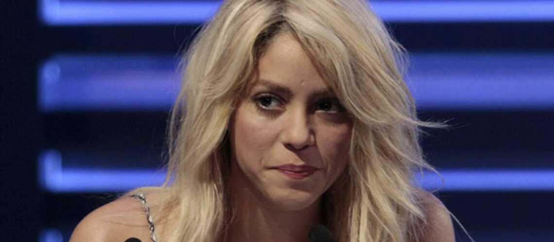 Shakira: sa liaison avec Gerard Piqué critiquée
