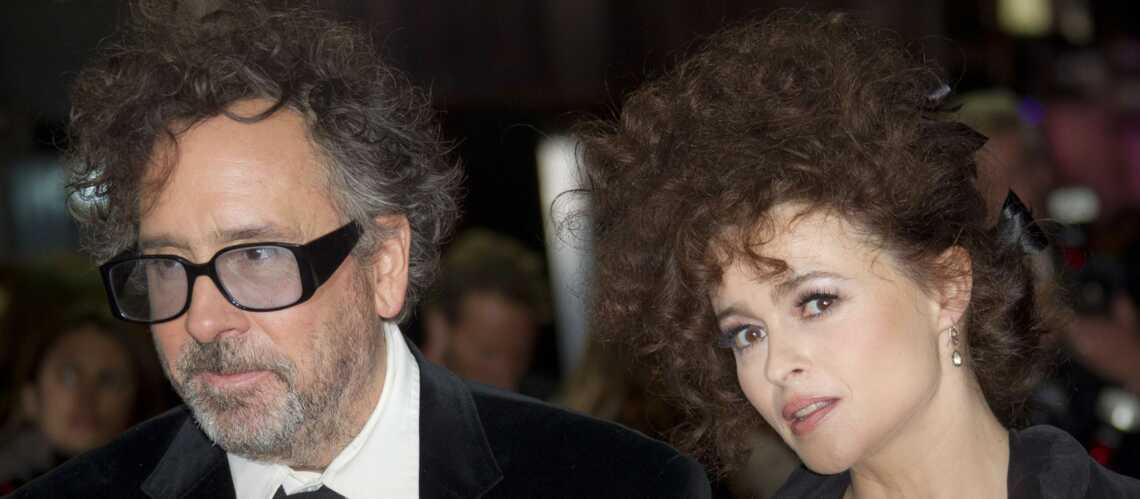 Tim Burton et Helena Bonham Carter, les noces funèbres