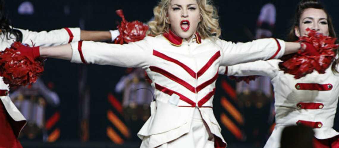 Madonna remporte le gros lot en 2012