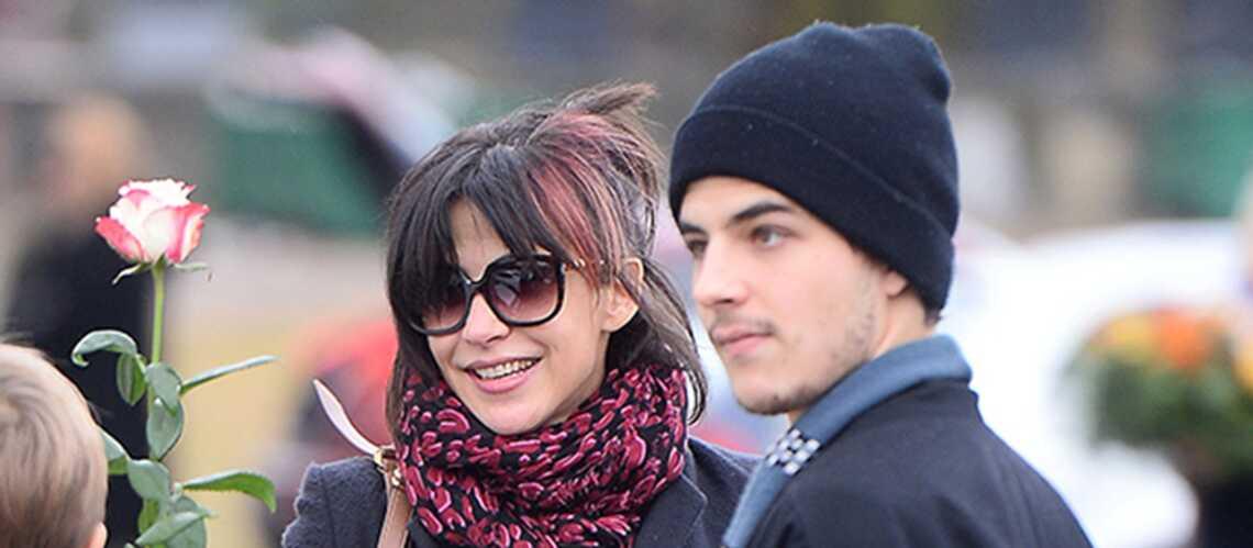Le fils de Sophie Marceau se confie sur le décès de son père