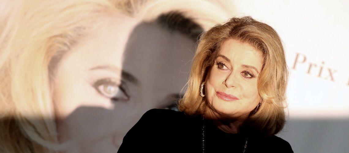 Catherine Deneuve: une grand-mère «un peu» indigne