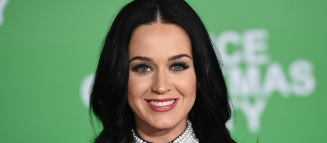 PHOTO – Auriez-vous reconnu Katy Perry à la marche féministe contre Donald Trump?