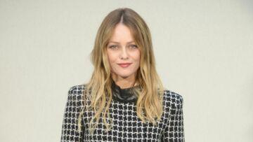 PHOTOS – Vanessa Paradis, au premier rang du défilé Chanel haute couture pour applaudir sa fille Lily-Rose Depp