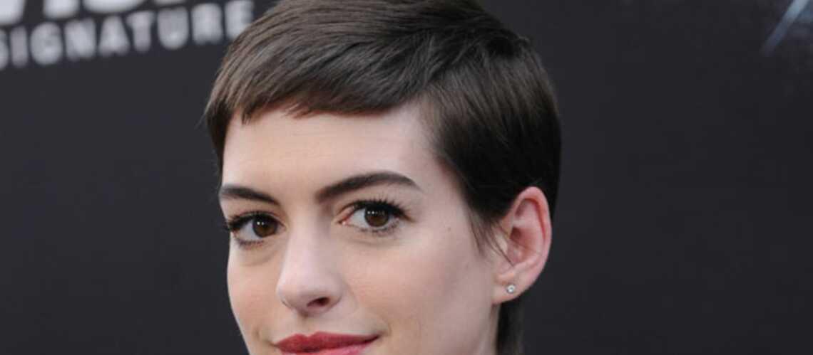 Anne Hathaway nous fait part de son mariage