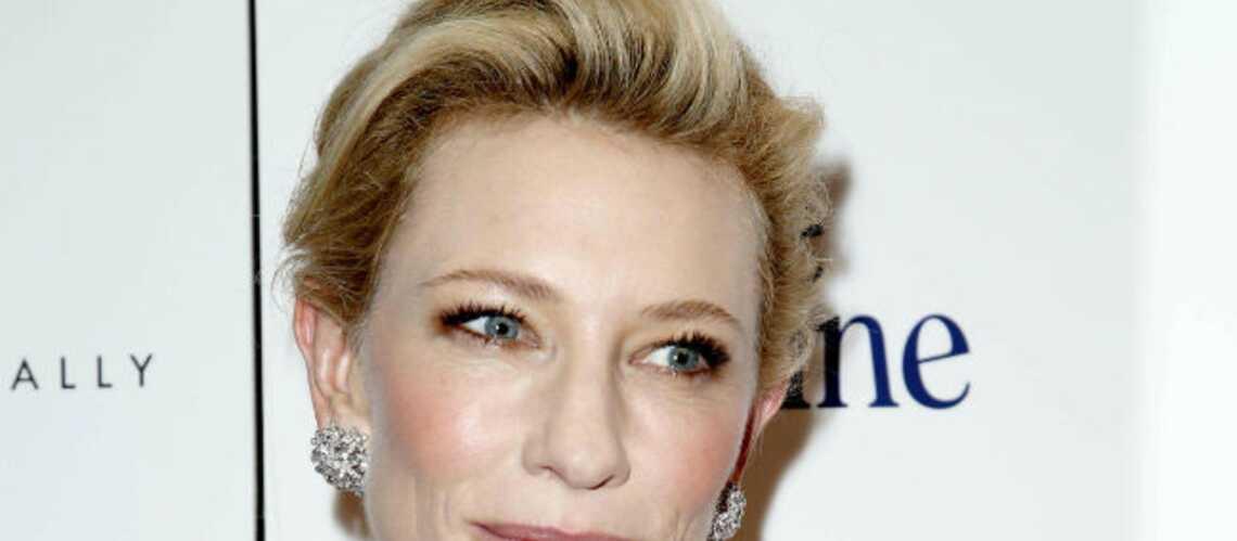 Cate Blanchett, égérie lumineuse de Woody Allen