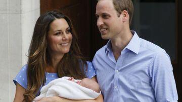 Un passeport royal pour le petit George de Cambridge