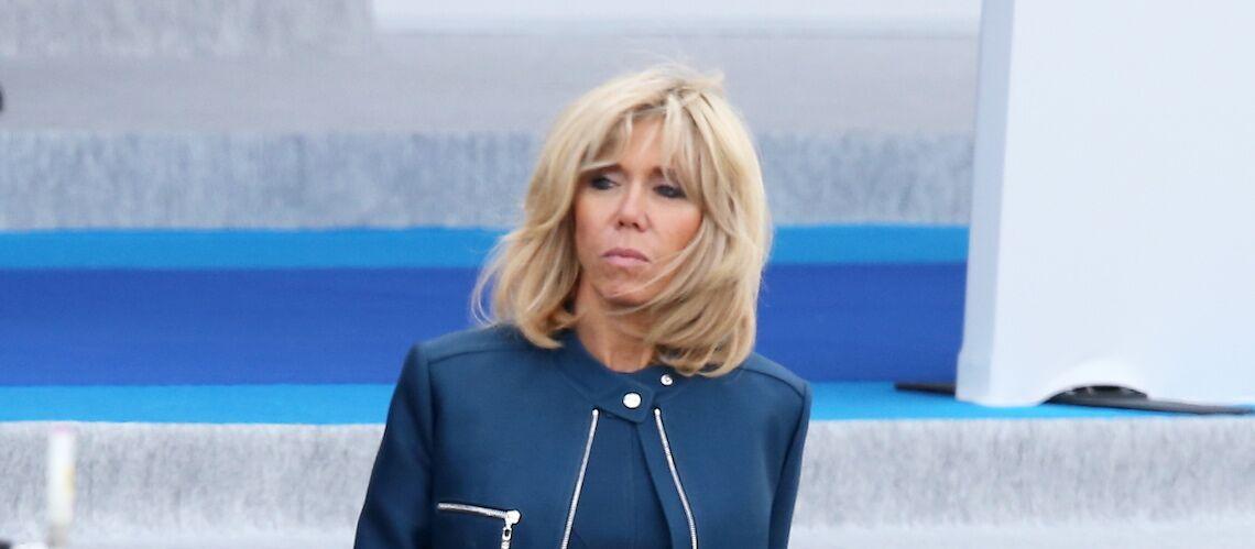 Brigitte Macron visée par une pétition: la première dame attaquée