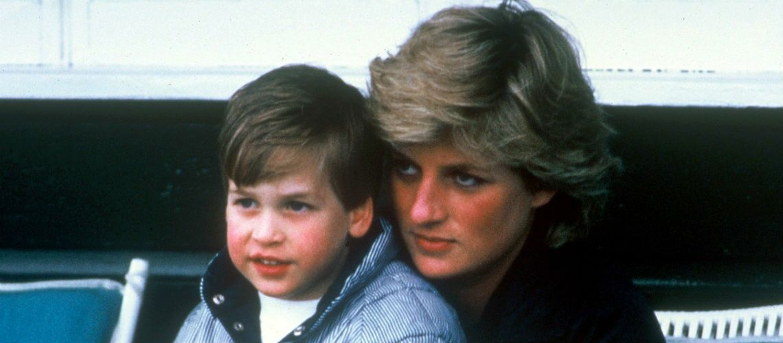 PHOTOS – Le jour de son mariage avec Kate Middleton, le prince William a senti autour de lui la présence de Lady Di