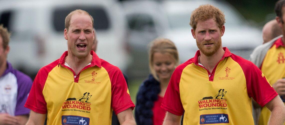 Les princes Harry et William perturbés par le divorce de leurs parents racontent cette période difficile