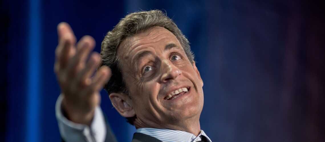 Nicolas Sarkozy se livre