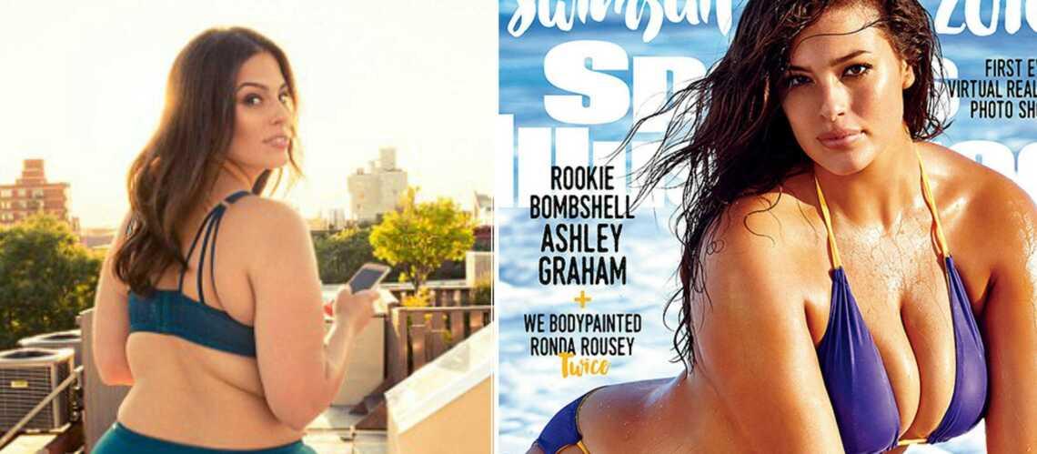 Ashley Graham, le top qui nous décomplexe