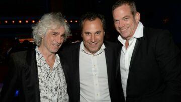 Gala by Night: Garou et Benjamin Patou bien entourés pour fêter leurs anniversaires