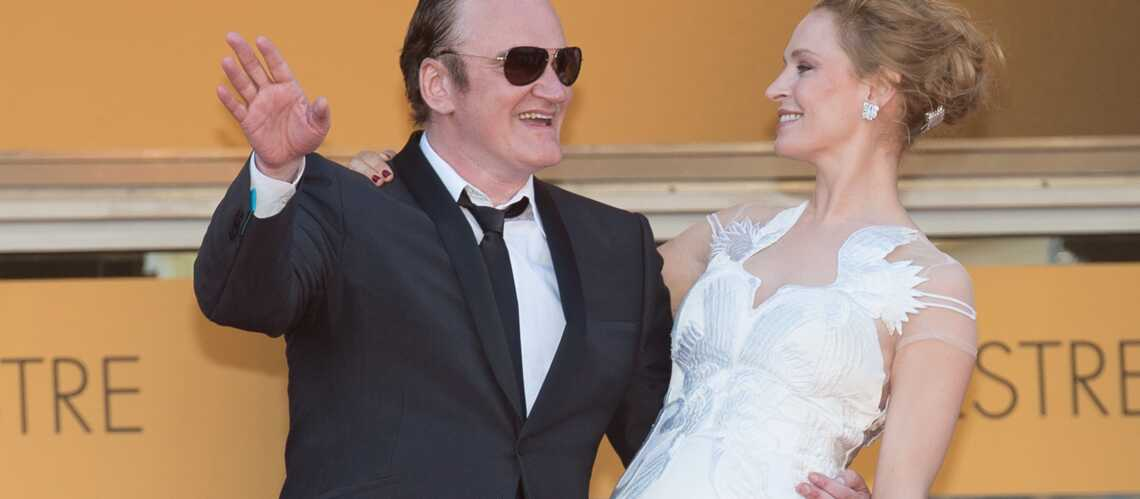 Uma Thurman et Quentin Tarantino, bel et bien ensemble?