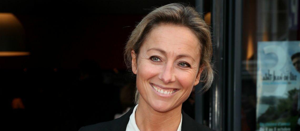 Pourquoi Anne-Sophie Lapix n'a jamais dîné avec des politiques?