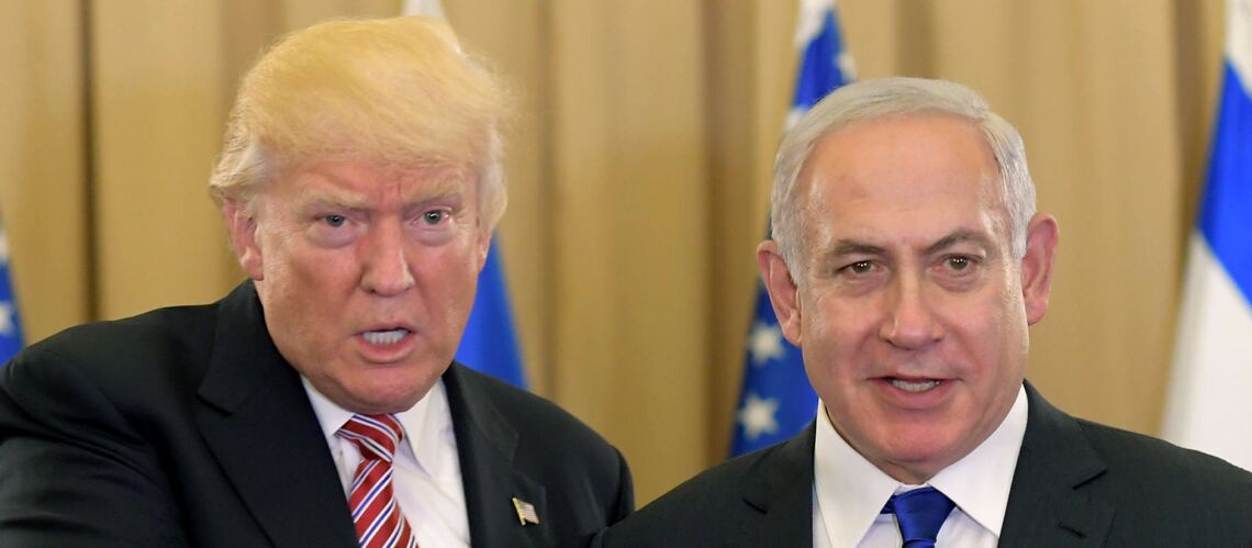 Donald Trump son message à Yad Vachem ridiculisé